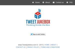TweetJukebox
