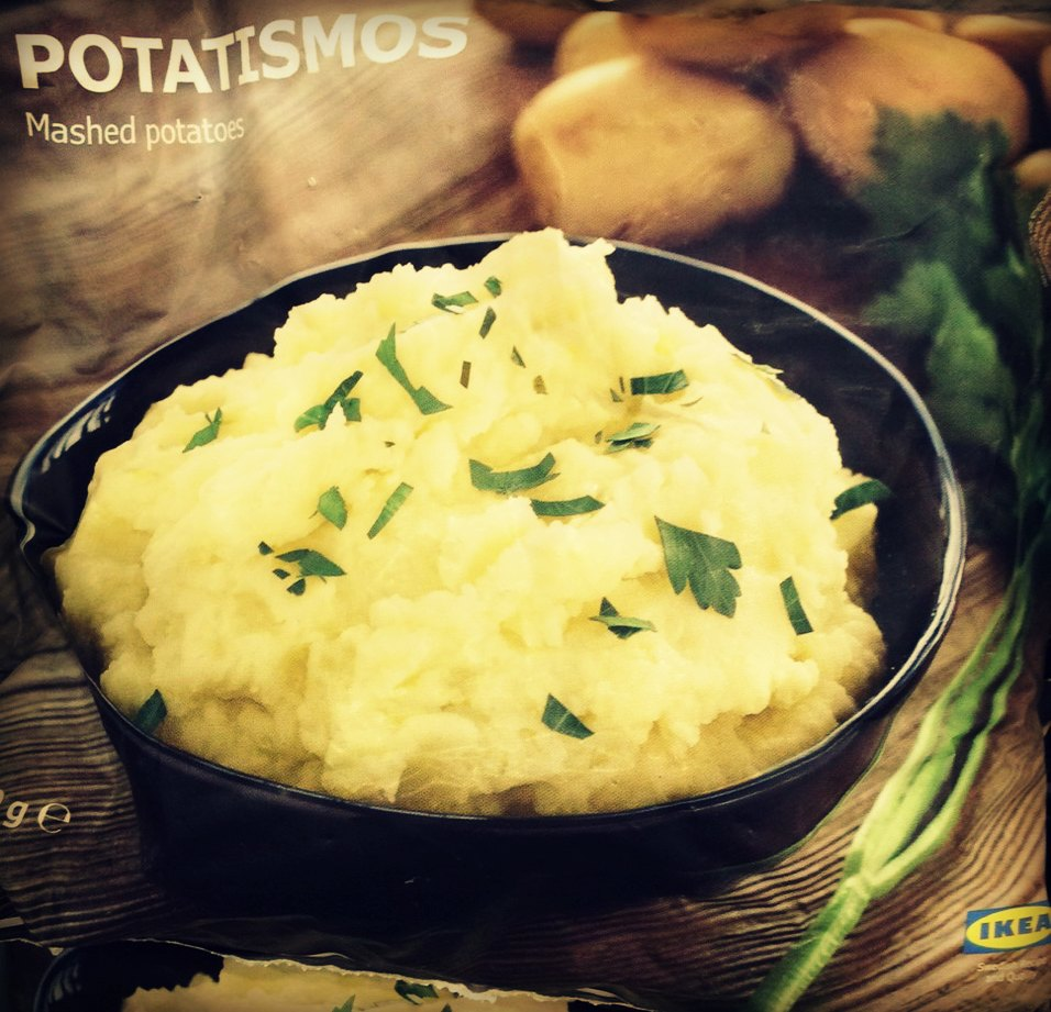 Say HELL-NO! to Palm Oil: Mashed Potatoes Recipe