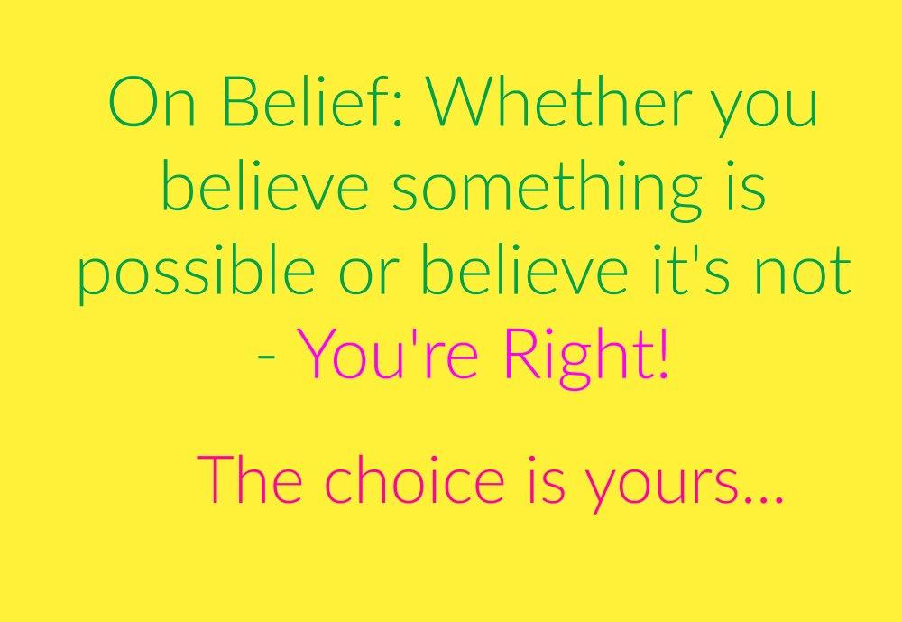 believe7a